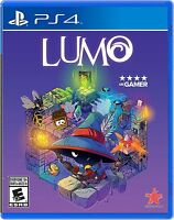 Lumo (Sony PlayStation 4, 2016) Video Games