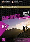Cambridge English Empower Upper Intermediate Combo A with Online Assessment: Upper intermediate by Jeff Stranks, Craig Thaine, Adrian Doff, Herbert Puchta, Peter Lewis-Jones (Mixed media product, 2015)