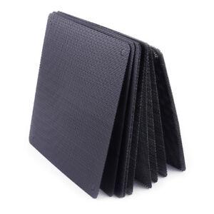 10-140mm-PVC-Black-PC-Fan-Dust-Filter-Dustproof-Case-Computer-Cooler-Cover-Mesh