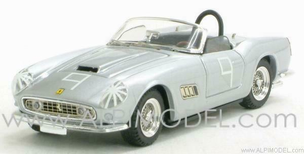 Ferrari 250 Spider California Bridgehampton 1959 - B.Grossman 1 43 ART 125