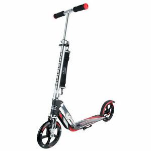 Hudora-Big-Wheel-205-Roller-RX-Pro-205-Scooter-rot-schwarz