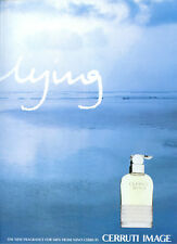 Cerruti Image Fragrance 2000 Magazine Advert #5471