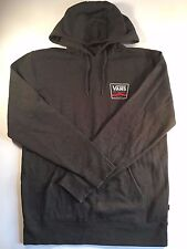 VANS New Classic Hooded Pullover Sweatshirt Side Striped Men's Medium