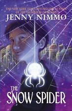 The Snow Spider (Magician Trilogy #1), Nimmo, Jenny, 0439846757, Book, Very Good