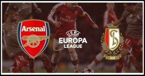 Arsenal-vs-Standard-Liege-2019-Europa-League-Programme-with-Line-Up-03-10-19