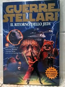 Star-Wars-Guerre-stellari-Il-ritorno-dello-jedi-Sperling-Junior-Like-New