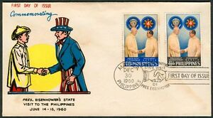 1960-Commemorating-The-Pres-DWIGHT-D-EISENHOWER-Visit-to-the-Philippines-FDC-B
