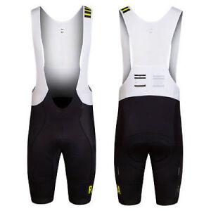 Rapha-Black-Sulphur-Pro-Team-Bib-Shorts-Regular-Size-XS-BNWT