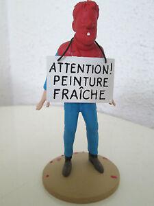 FIGURINE-COLLECTION-TINTIN-N-69-HADDOCK-COUVERT-DE-PEINTURE
