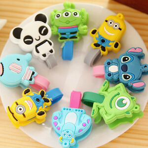 5pcs-Cute-Cartoon-Earphone-Headphone-Cable-Wire-Cord-Winder-Organizer-Clip-Wrap