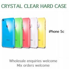 IPhone 5C Crystal Clear Ultra Sottile Rigida Snap On caso acquistare 2 ottenere una terza GRATIS!!!