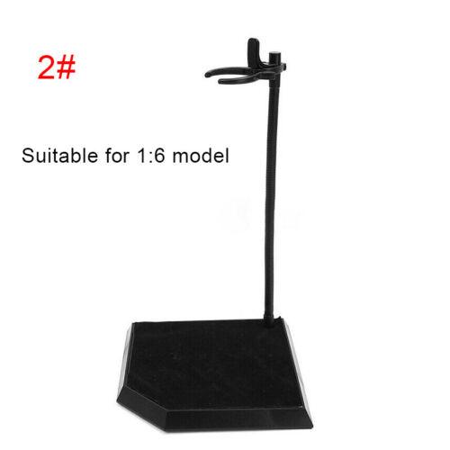 Dynamic Model Bracket Toy Stand Action Figure Display Snake-like Metal Hose Gift