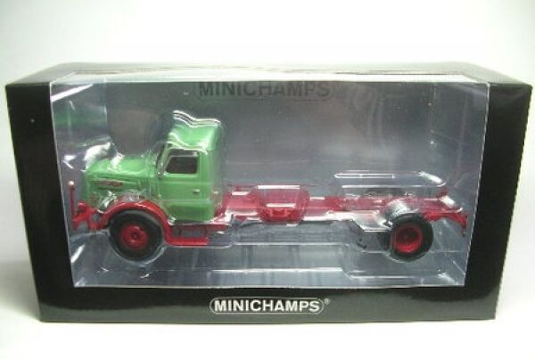 Henschel Hs 140 Chassis (Green Red)1954