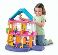 Fisherprice My First Dollhouse, New, Free Shipping