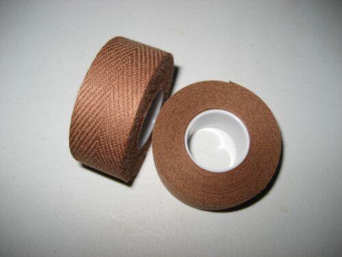 GUIDOLINE TISSU TRESSOSTAR MARRON Tape Fabric TRESSOSTAR Brown