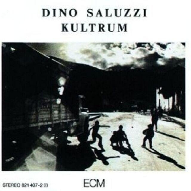 DINO SALUZZI - KULTRUM  CD NEU
