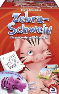 Zebra-Schwein-Spielware-NEU
