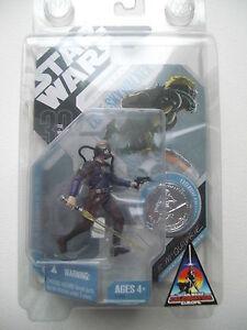 Figurine Star Wars Luke Skywalker Concept R.mc Quarrie 30 ème anniversaire rare