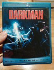 Darkman (Blu-ray Disc, 2010) Used Once (Like NEW) - Free Shipping - Liam Neeson