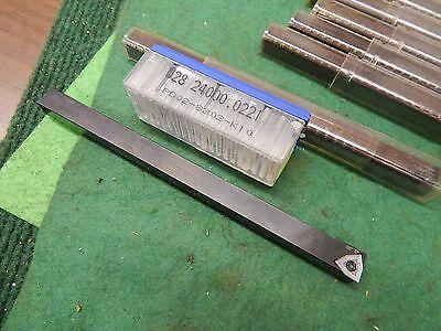 5 Komet W28 24000.0221 PD02 8302 K10 Carbide Inserts