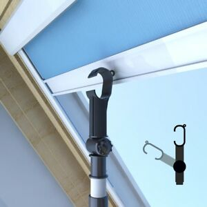 2m Designed For Velux Telescopic Opening Pole For Roof
