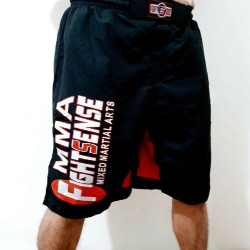 Best FIGHT MMA Grappling Shorts Cage Kick Boxing MUAY THAI Gym Men Women AU UFC