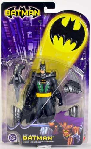 pick your item BATMAN Action Figures MATTEL 2003-2005 Auswahl