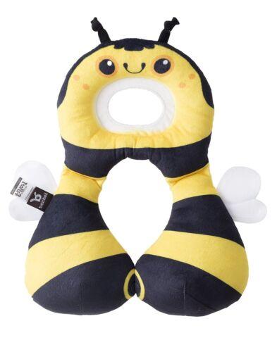 Benbat Travel Friends Bee Headrest for 1-4 Years Yellow