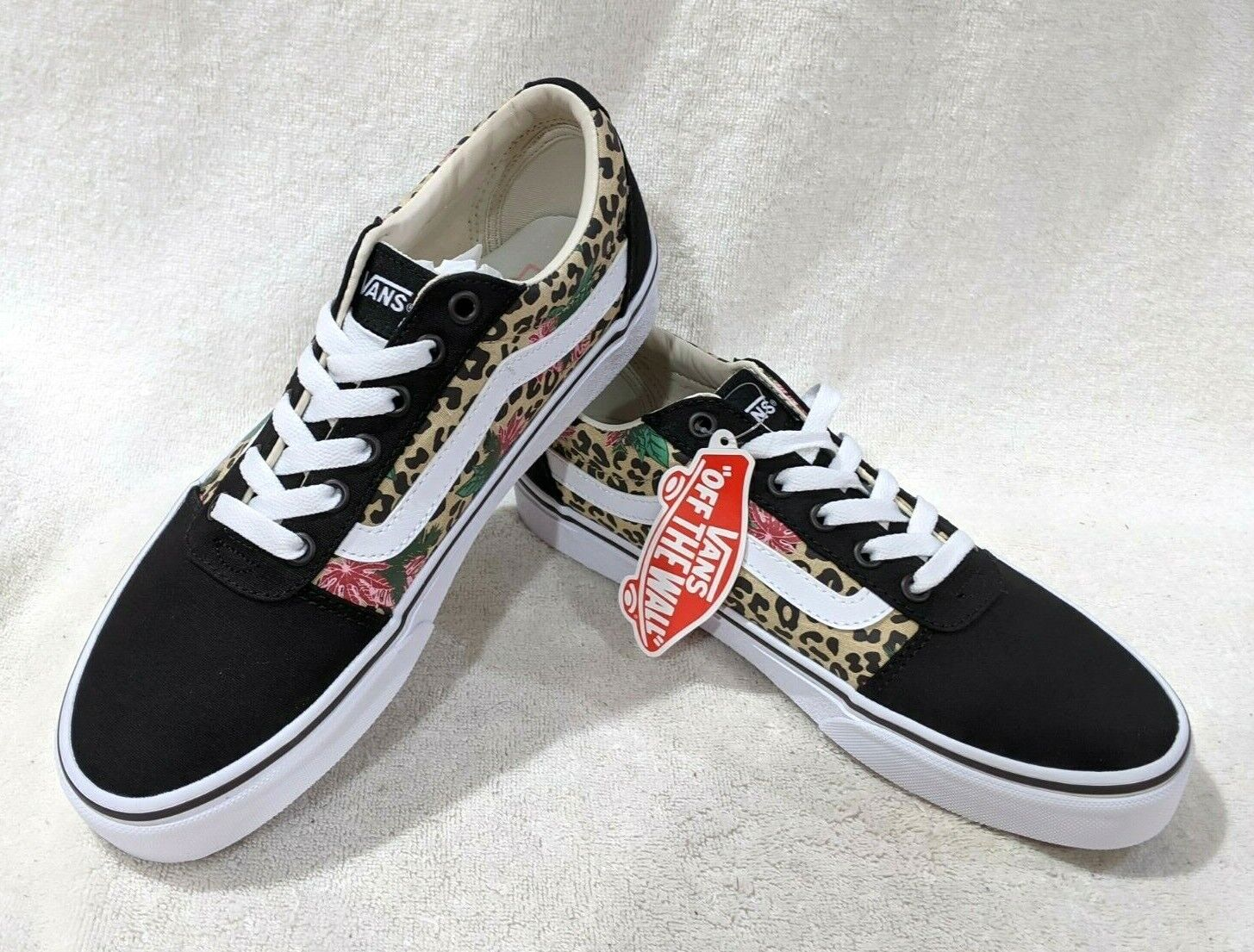 Canvas Skate Shoes - Assorted Sizes