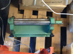 Carter Top Slip Bending Roll 305R *Ex-Demo*