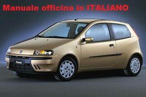 Fiat PUNTO 2° Seconda serie (188) Mk2 Manuale Officina ITALIANO SU on fiat marea, fiat stilo, fiat ritmo, fiat linea, fiat 500l, fiat doblo, fiat cinquecento, fiat coupe, fiat spider, fiat panda, fiat barchetta, fiat bravo, fiat cars, fiat multipla, fiat 500 turbo, fiat x1/9, fiat 500 abarth, fiat seicento,