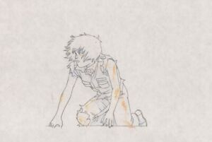 Akira-Anime-Douga-for-Cel-Animation-Art-Kei-After-Battle-Tetsuo-Otomo-1988