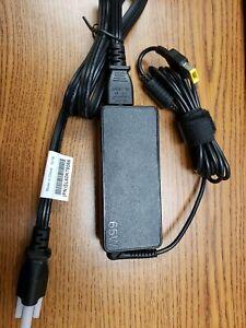NEW-GENUINE-65w-Lenovo-E470-E570-L440-L540-T460-Yoga-11e-X1-charger