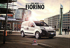 Fiat Fiorino 06/ 2016  catalogue brochure German Austria