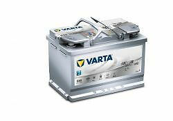 VARTA START STOP PLUS AGM 12V 70AH E39 760A
