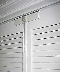 Complete Deluxe Bi-fold Door Lock 2 Pack