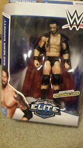 WWE Mattel Wrestling figure Bad News Barrett Elite Series 34