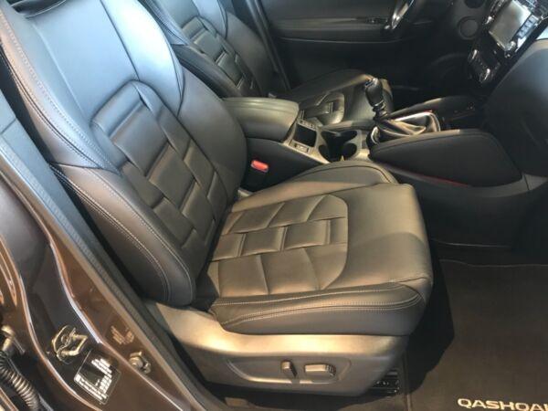 Nissan Qashqai 1,5 dCi 110 Tekna+ billede 4