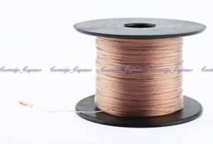 New25meters-lot-30AWG-5N-PERFECT-CRYSTAL-OCC-PCOCC-litz-wire-turntable-tonearm