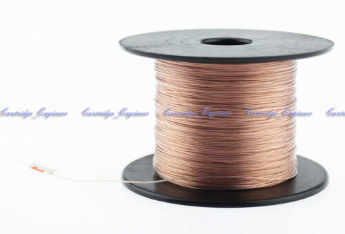 New25meters//lot 30AWG 5N PERFECT CRYSTAL OCC litz wire turntable tonearm PCOCC