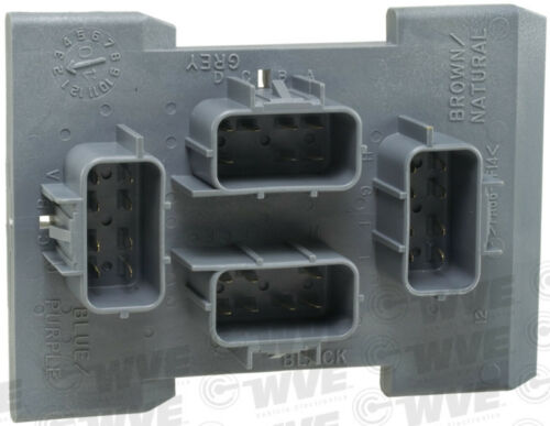 Tail Light Connector Plate WVE BY NTK 1P1730