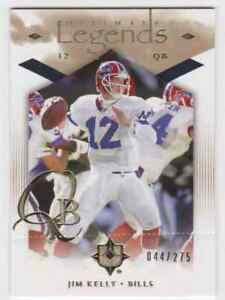 2008-UD-ULTIMATE-COLLECTION-LEGENDS-JIM-KELLY-44-275-BUFFALO-BILLS-115-PARALLEL
