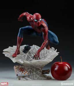 Sideshow Marvel: Série Mark Brooks - Statue de Spider-Man
