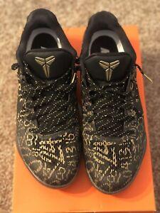 Nike-Kobe-XI-11-Elite-Low-iD-MAMBA-DAY-Size-11