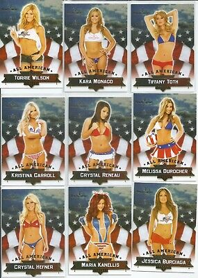 1-27 '13 Benchwarmer Hobby All American Complete Set Trading Card Singles