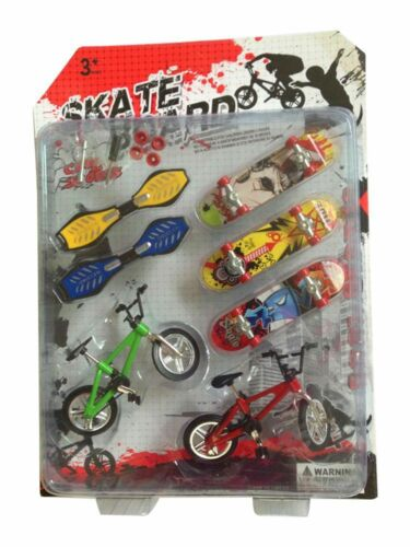 DIY Creative Finger Sport Game Mountain Finger Bike Fixie BMX Bicycle Toy