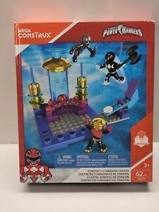 Mega Construx Zordon/'s Command Center 62pcs DPK76 Power Rangers