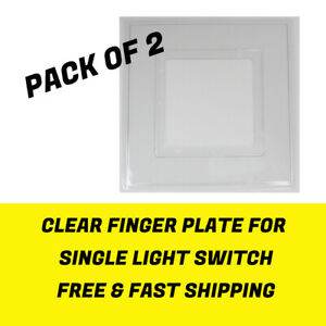 Lyvia-1-Gang-Clear-Finger-Plate-For-Single-Light-Switches-PACK-OF-2