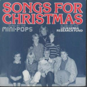 MINI-POPS-Songs-For-Christmas-7-034-VINYL-UK-Creole-4-Track-EP-Includes-Adventures