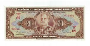 20-Cruzeiros-Bresil-1955-c084-p-160a-Brazil-billet